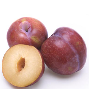 Plums Red Large (4 pack) northern ireland - Fruit2 Go