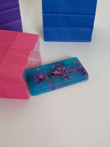 Glycerin Sparkle Soap