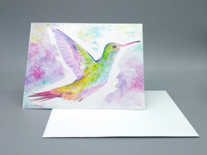 Single Folding Greeting Card-4 Varieties