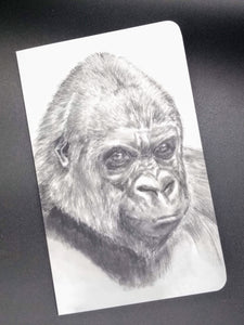 Denik Notebook: Gorilla