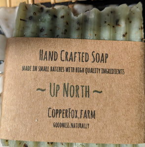 Hand Crafted Soap-Up North