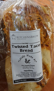 Twisted Taco Bread