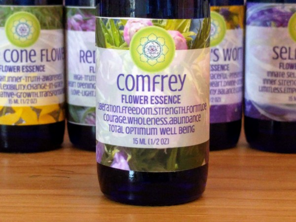 Comfrey Flower Essence