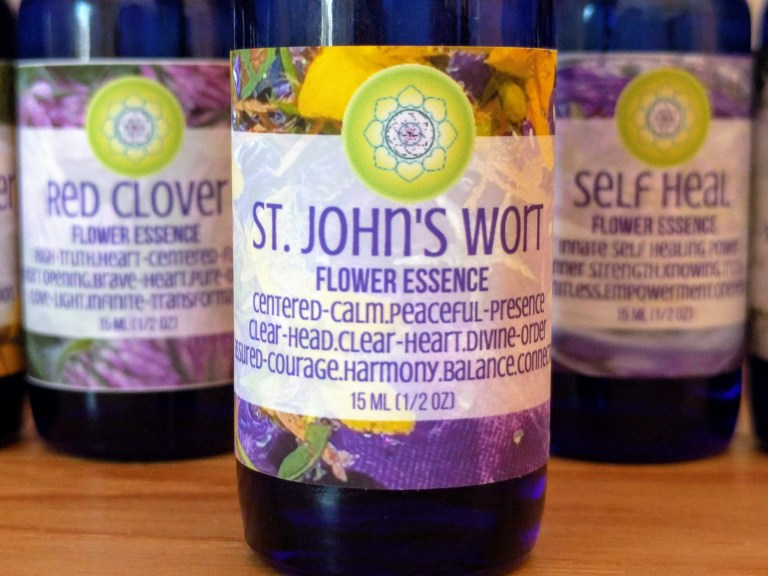 St. John's Wort Flower Essence