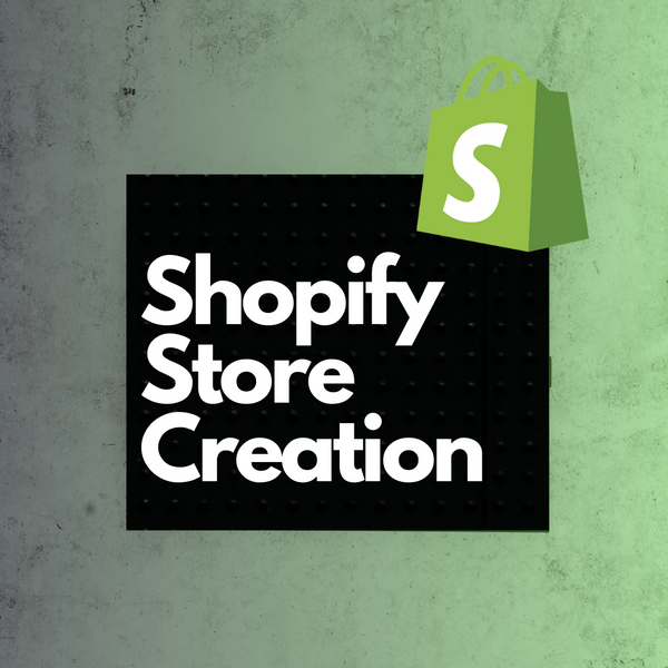 Shopify Store Creation