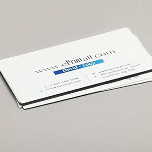 Soft Touch Business Card