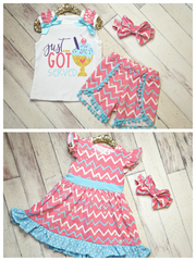 Tutti Fruiti Short Set