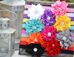 Floral Headband Bundle