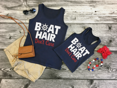 Boat Hair Don't Care Tank