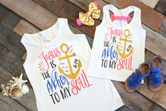 Anchor To My Soul Tanks