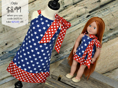 Stars and Dots Dress