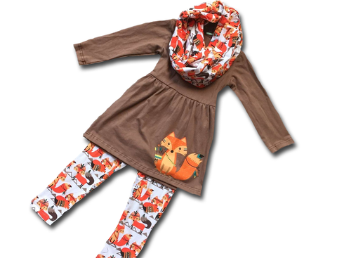 Sly as a Fox Pant Set