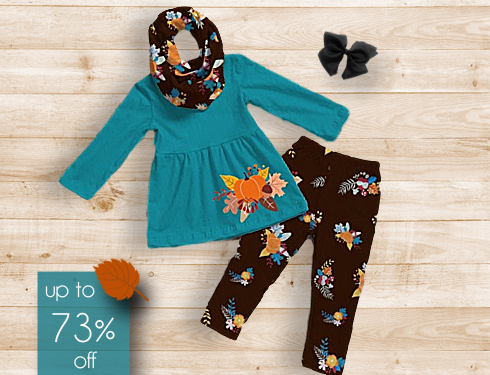 Happy Harvest Pant Set