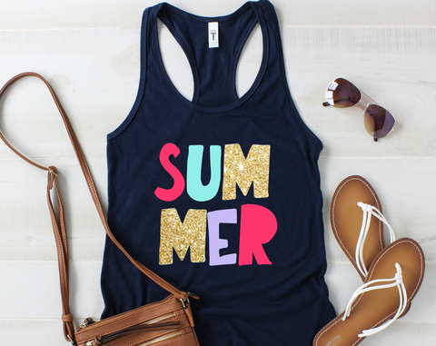 Summer Ladies Tank