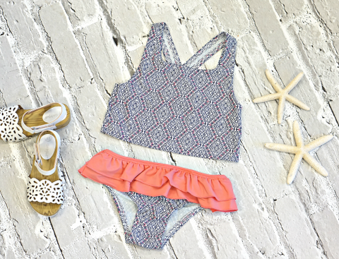 Coastal Cutie Swim Collection