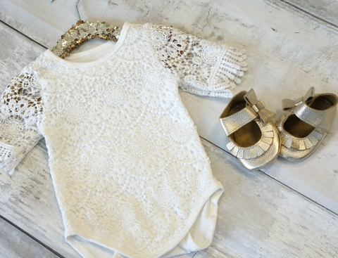 Crochet Bodysuit