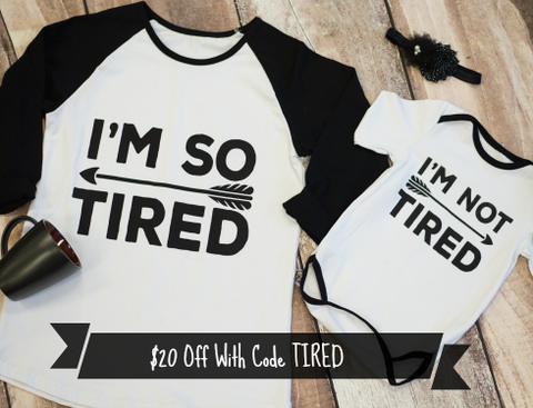 Tired/Not Tired Set