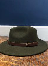 Load image into Gallery viewer, Adventurer Felt Hat | Turf Green