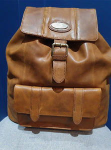 Trilogy Backpack | Tan
