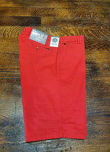Load image into Gallery viewer, Organic Chino Shorts | Palma | Red