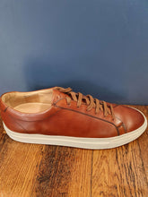 Load image into Gallery viewer, Sprint Sneaker | Chestnut Leather