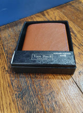 Load image into Gallery viewer, Tan Leather Card Holder | Palace Garden Liberty