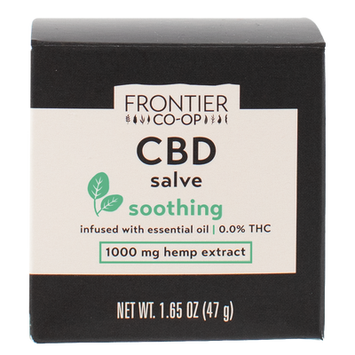 CBD Salve - Soothing