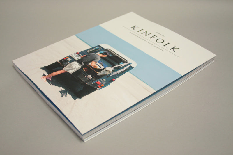 Kinfolk Magazine, Issue 9
