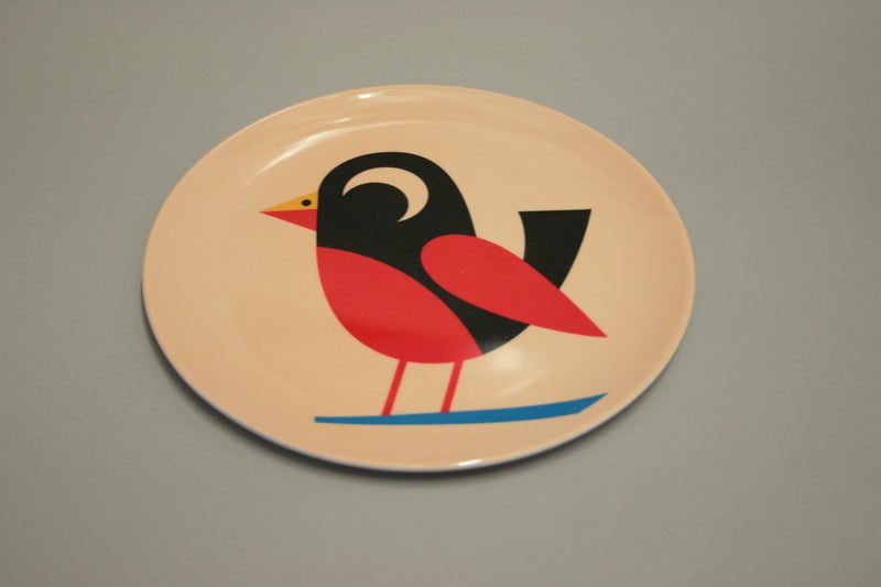 Animal Melamine Plates