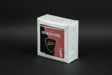 Box of 4 Sets of Strings - Dingwall medium -Scale 5-String Sets -  Stainless Steel