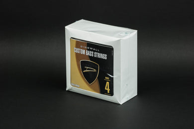 Box of 5 Sets of Strings - Dingwall medium -Scale 4-String Sets - Nickel Plated Steel