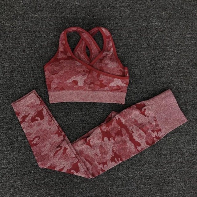 Women Yoga Set