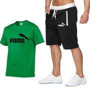 Summer Sport Shorts Set