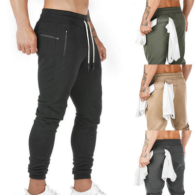 Multi Pocket Sweat Pant