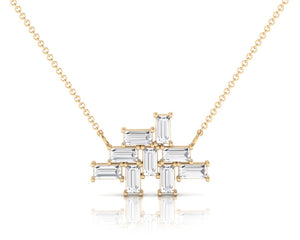 The Cluster Necklace