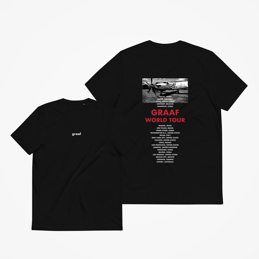 Graaf World Tour T-shirt
