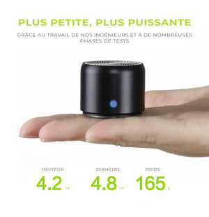 Mini enceinte bluetooth EWA