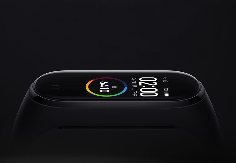Bracelet connecté Mi Band 4