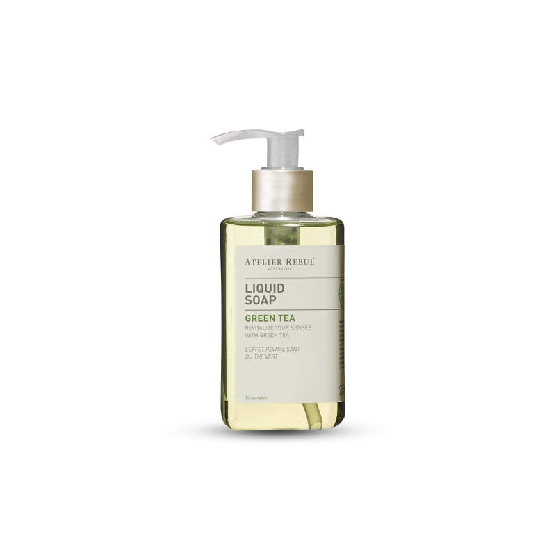 Green Tea Liquid Soap 250ml | Atelier Rebul Webshop