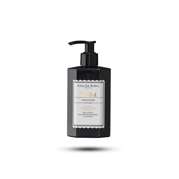 Istanbul Liquid Soap 250ml | Atelier Rebul Webshop