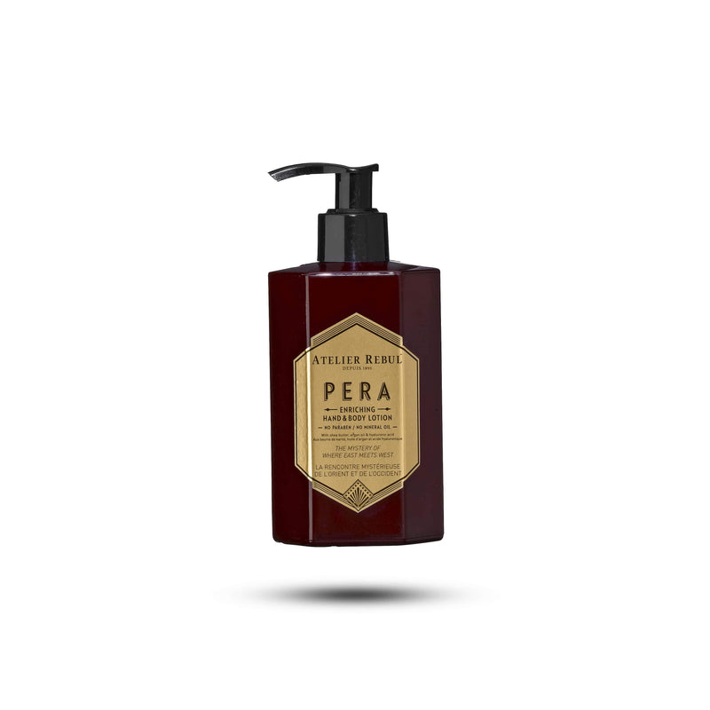 Pera Hand & Body Lotion 250ml | Atelier Rebul Webshop