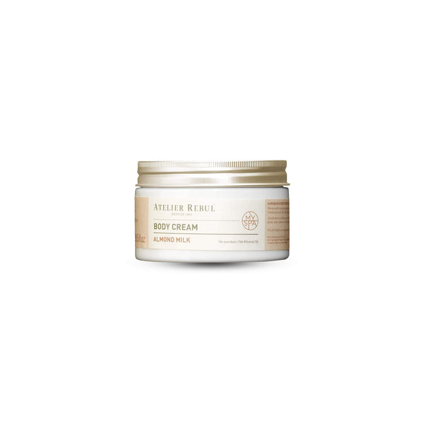 Almond Milk Body Cream 250ml | Atelier Rebul Webshop