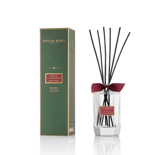 Apple Cinnamon Fragrance Sticks 200ml | Atelier Rebul Webshop