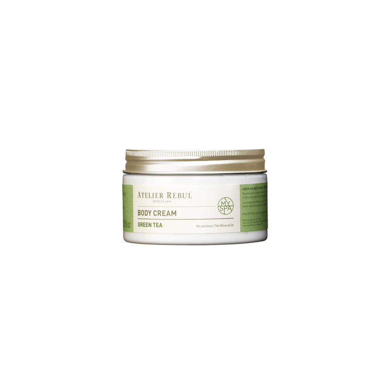 Green Tea Body Cream 250ml | Atelier Rebul Webshop