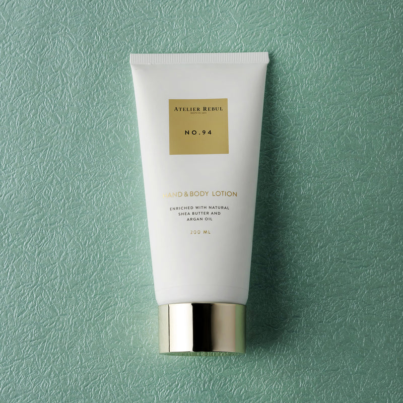 Atelier Rebul No. 94 Hand & Body Lotion 200ml