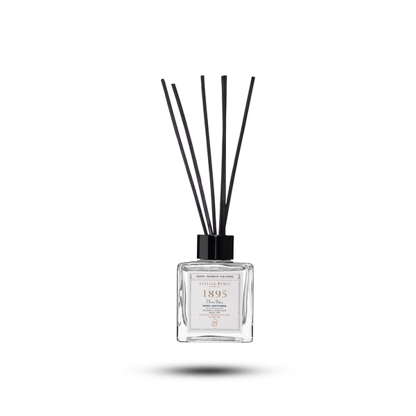 Natural fragrance sticks for your house. Reed diffuser for your home.