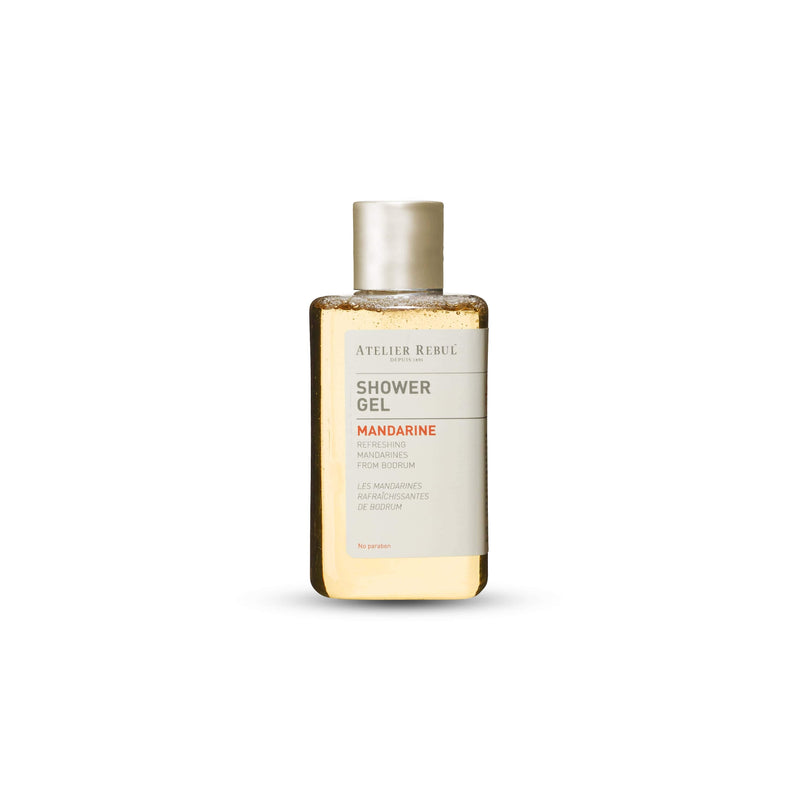 Mandarine Shower Gel 250ml | Atelier Rebul Webshop