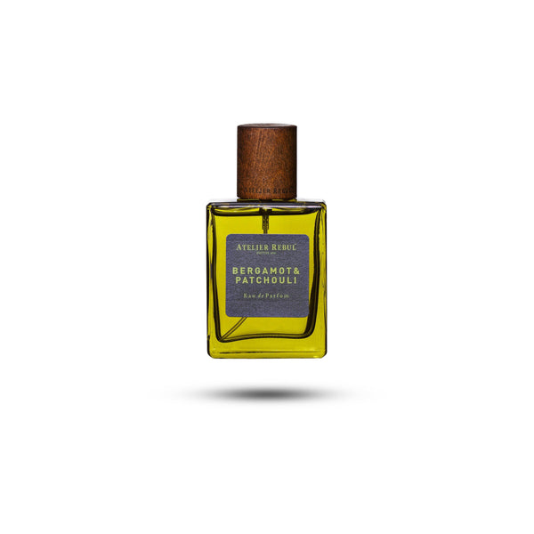 Bergamot & Patchouli Eau de Parfum 50 ml for Men | Atelier Rebul Webshop