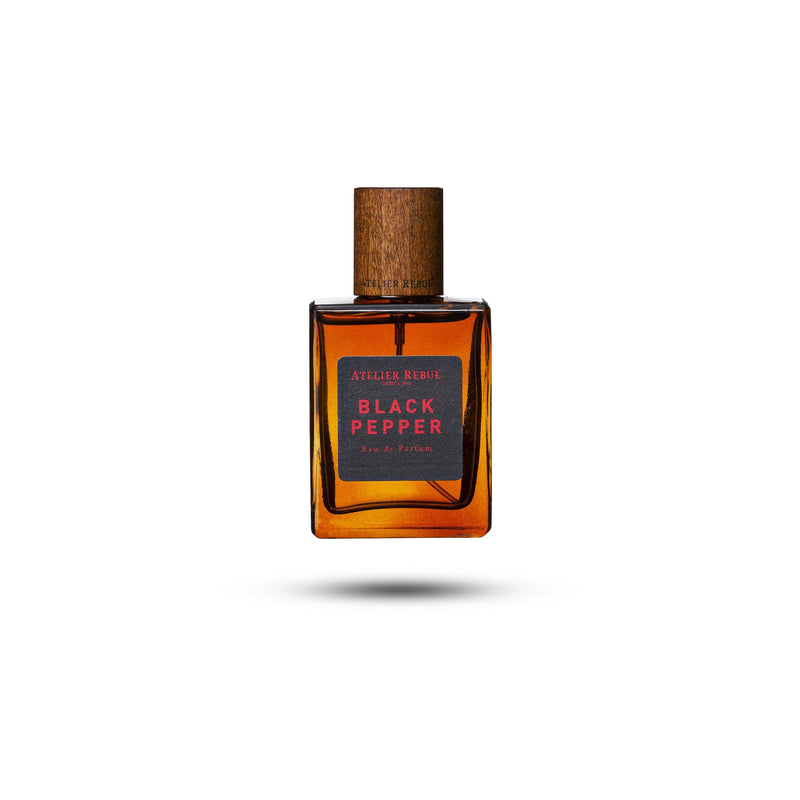 Black Pepper Eau de Parfum 50 ml for Men | Atelier Rebul Webshop