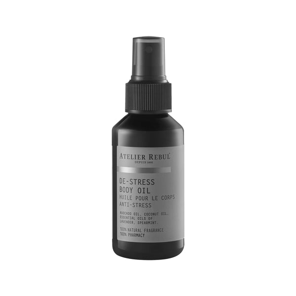 De-Stress Body Oil 100 ml | Atelier Rebul Webshop